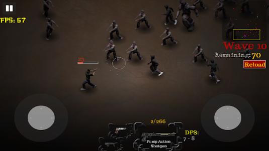 Endless Requiem (Zombies) 0.9.0 screenshot 3