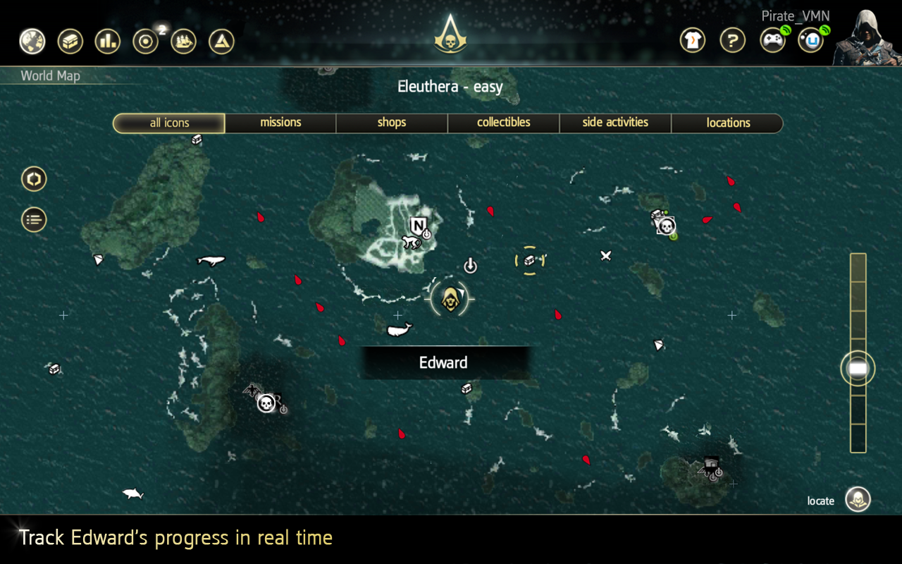 Assassins creed iv companion 22 apk download android adventure assassins creed iv companion 22 screenshot 2 gumiabroncs Gallery