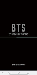 BTS Official Lightstick Ver.3 1.1.5 screenshot 1
