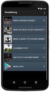 Drone Racing 1.0 screenshot 2
