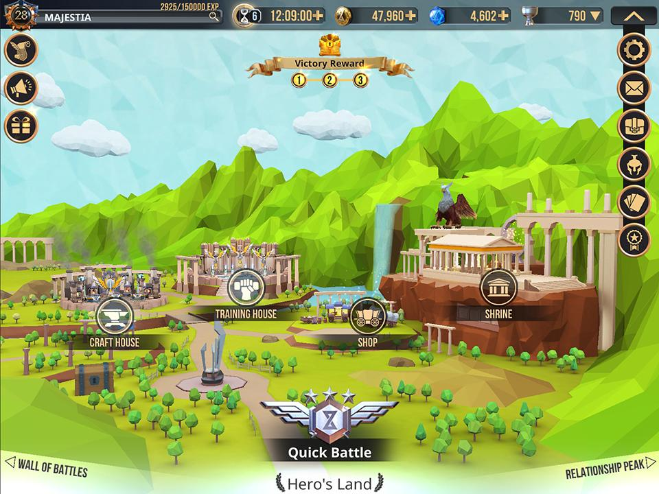 Majestia 1 6 APK Download - Android Role Playing Games