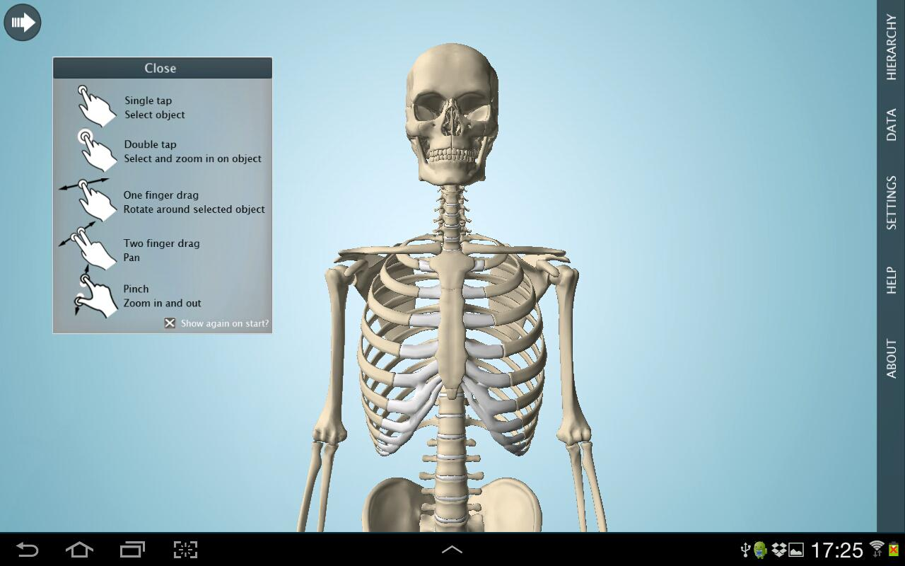 Anatomy 3D Pro - Anatronica 2.07 APK Download - Android Medical Apps