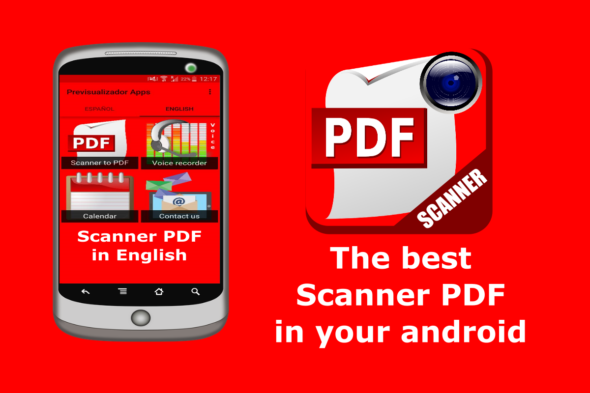 PDF Scanner for Android free Camera converter HD 1 5 APK
