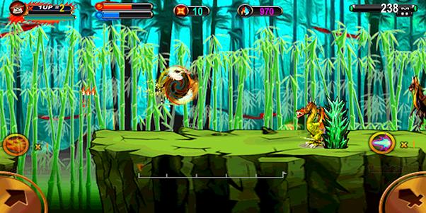 Panda Assassin - Unleashed 1.0 screenshot 2