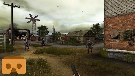 VR Zombie Town 3D 1.0.12 screenshot 2