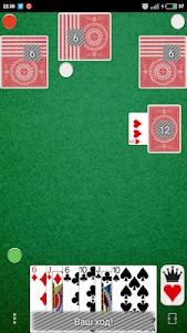 Дурак - Подкидной карточная игра 1.0 screenshot 1