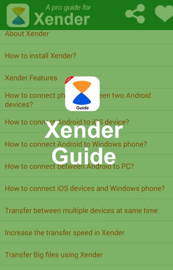 xender download 2017 for pc