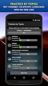 Motorcycle Theory Test UK Free 4.1 screenshot 5
