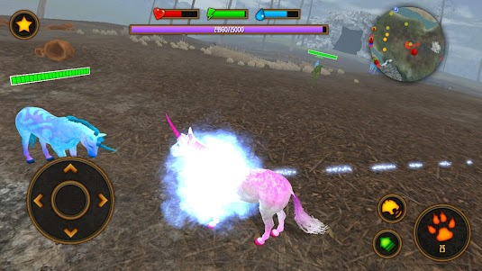 Clan of Unicorn 1.0 screenshot 4