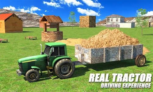 Tractor Farm & Excavator Sim 1.9 screenshot 1