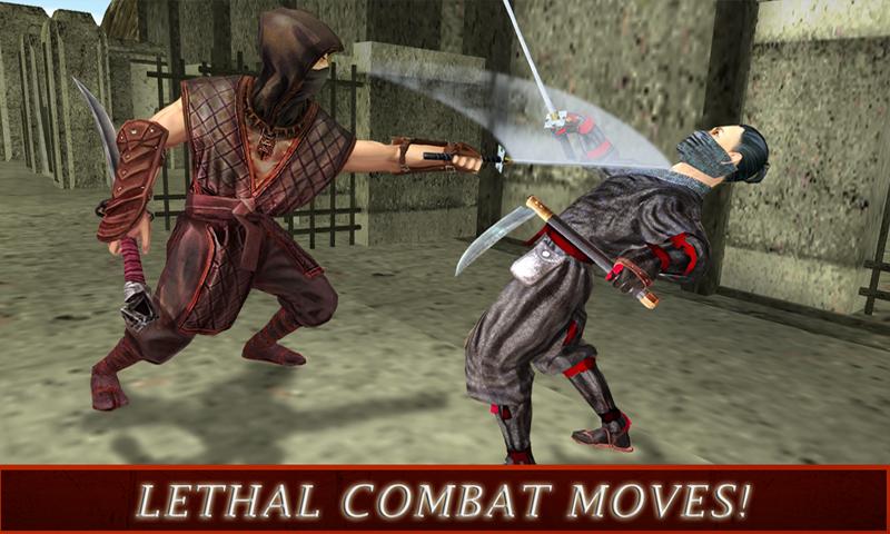 Ninja Warrior Assassin 3D 3 0 4 APK Download - Android
