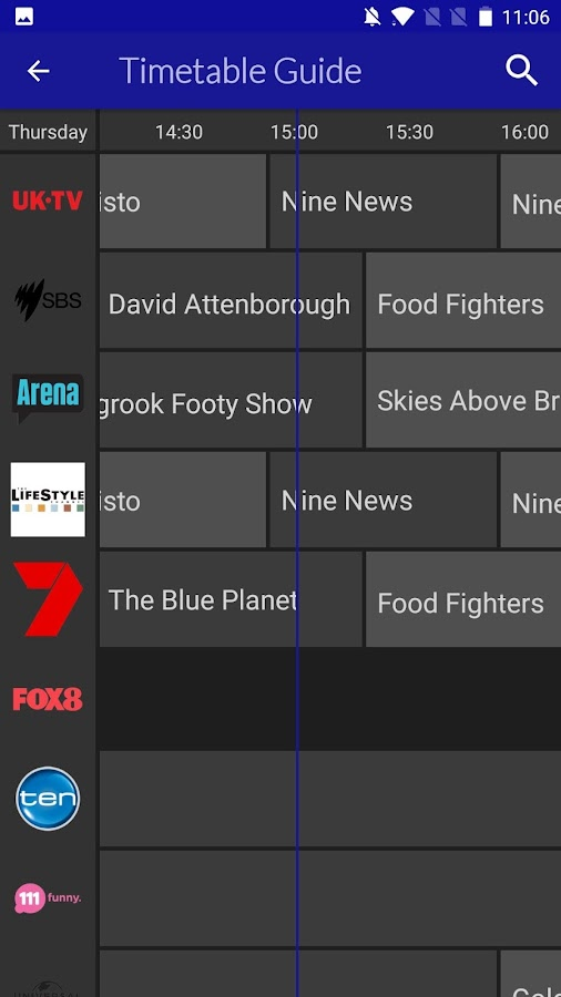 Australia Mobile TV Guide 5 0 APK Download - Android Entertainment Apps