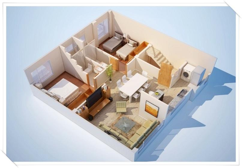 3d Small House Layout Design 1 0 Apk Download Android Lifestyle Apps