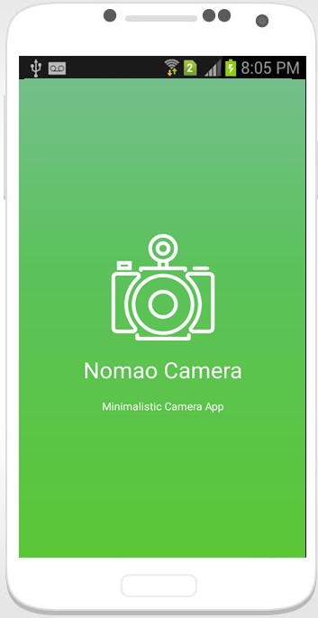 nomao camera app 2017