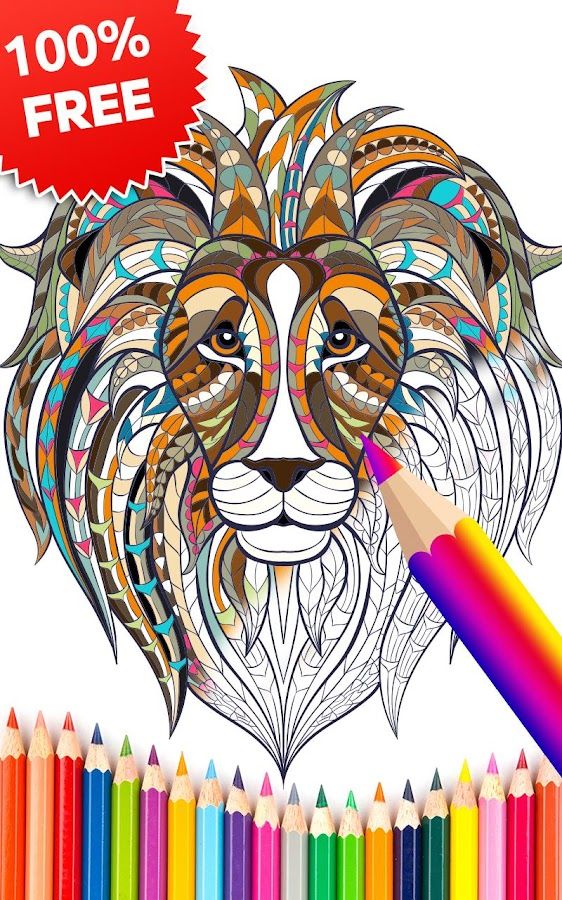 Color ME - Coloring Book Free 1.1 APK Download - Android Casual Games