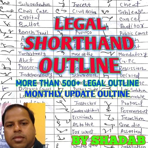 Legal Shorthand Outline 25 Apk Download Android Education Apps