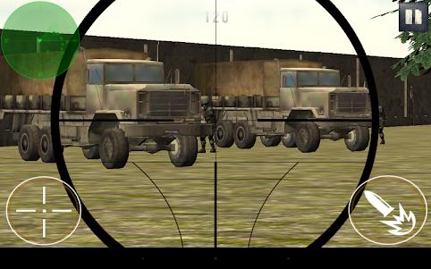 Army Commando Sniper Hunt 1.0 screenshot 3