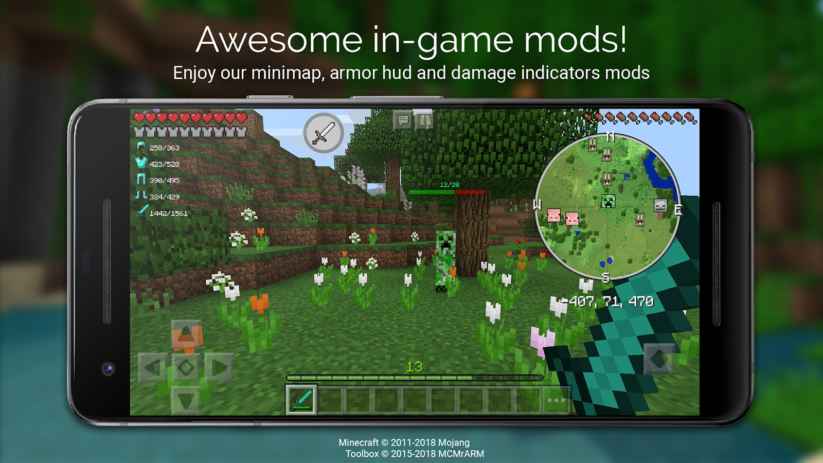 download minecraft pe versi terbaru 2018 mojang
