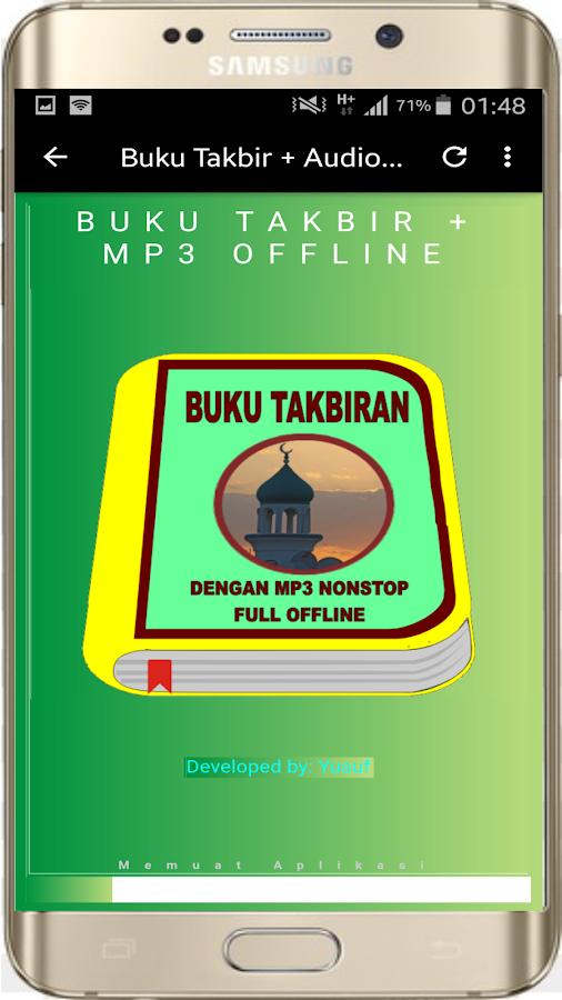 Buku Teks Takbir Audio Nonstop Offline 1 1 Apk Download Android