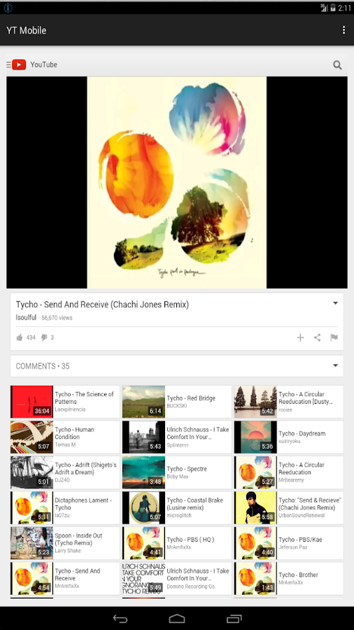 YT Mobile 1 2 APK Download - Android Media & Video Apps