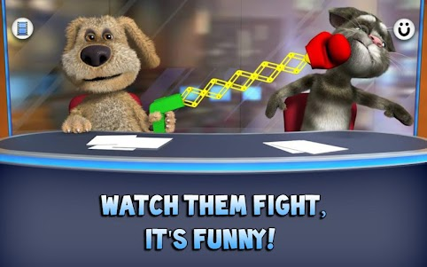 Talking Tom & Ben News  screenshot 9