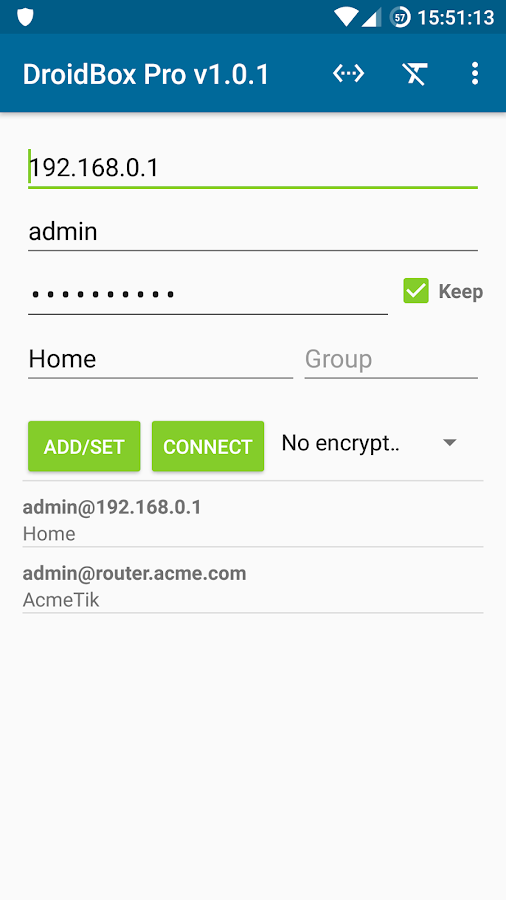 DroidBox Mikrotik config tool 1 1 106 APK Download - Android