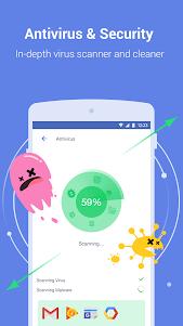 Power Clean - Antivirus & Phone Cleaner App 2.9.9.48 screenshot 2
