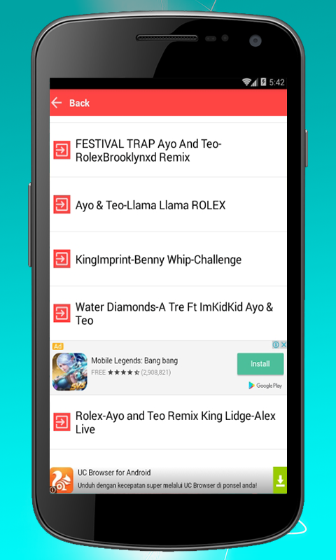 Song Of Ayo And Tyo Rolex 1 0 APK Download - Android Books