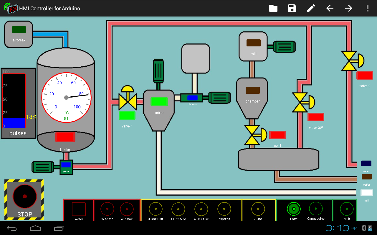 HMI Controller for Arduino 2 13 APK Download - Android Tools Apps
