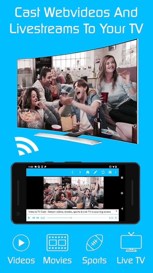 Video & TV Cast   LG Smart TV - HD Video Streaming 2 21 APK Download