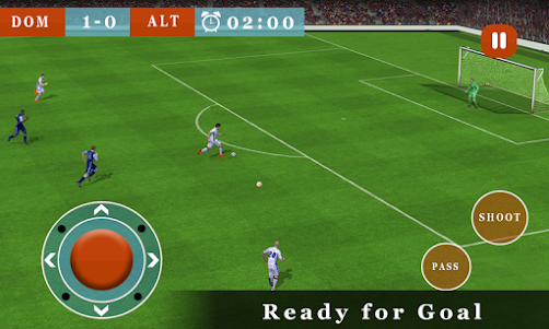 Football Strike Heros 2018 1.0 screenshot 4