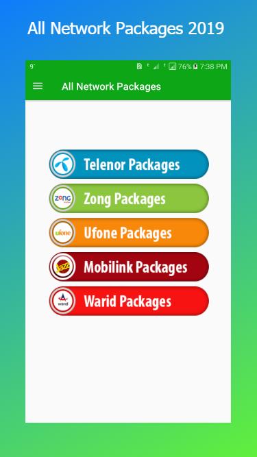 Ufone Saudi Call Package 2019