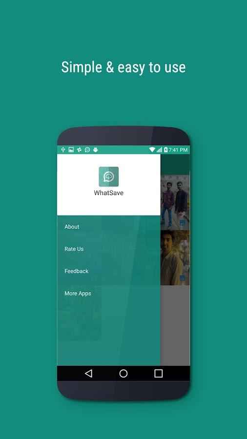 WhatSave: WhatsApp Status Saver 1 1 3 APK Download - Android