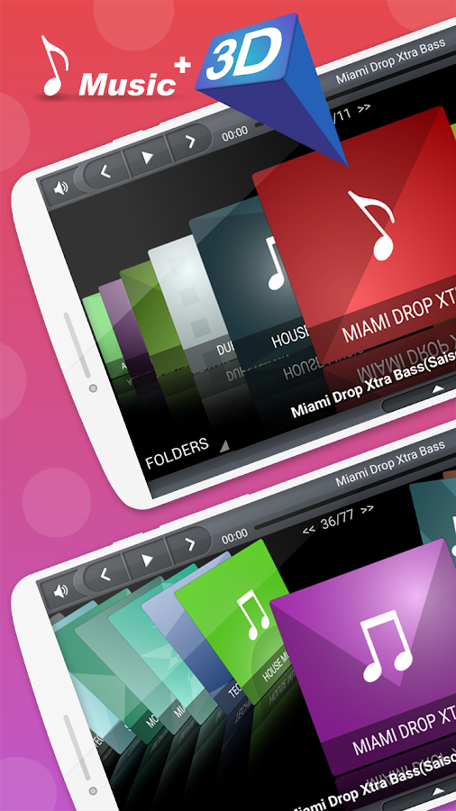 iSense Music - 3D Music Player 3 004s APK Download - Android Music