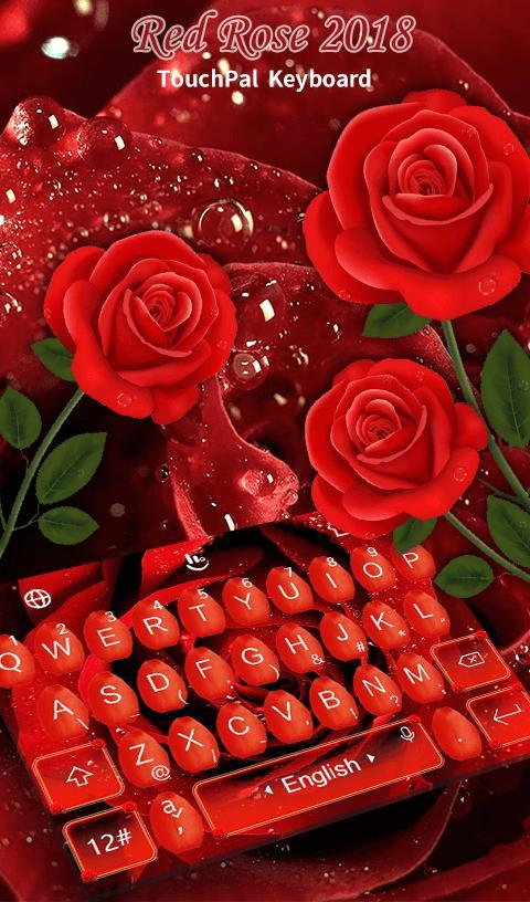 com cootek smartinputv5 skin keyboard_theme_red_rose_2018