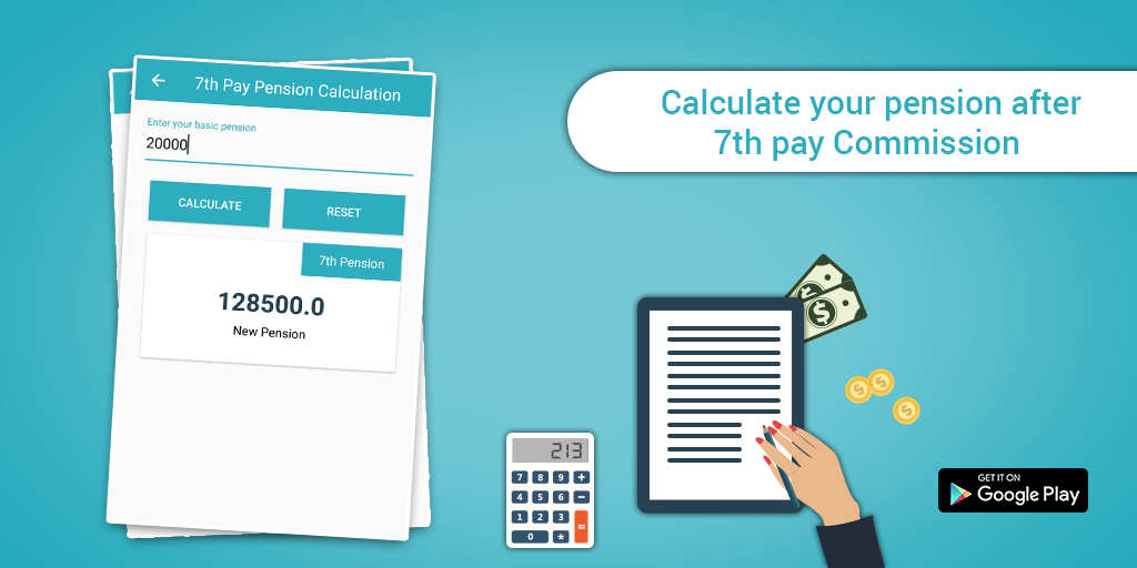 7th Central Pay Commission Salary Calculator 1 0 APK