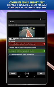 Motorcycle Theory Test UK Free 4.1 screenshot 10