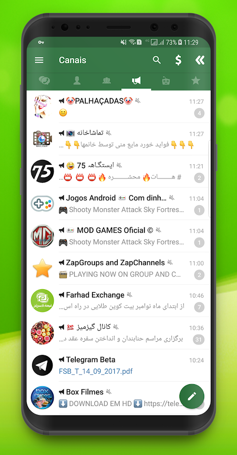 Zap Zap Messenger 4 9 1 17 APK Download - Android Communication Apps