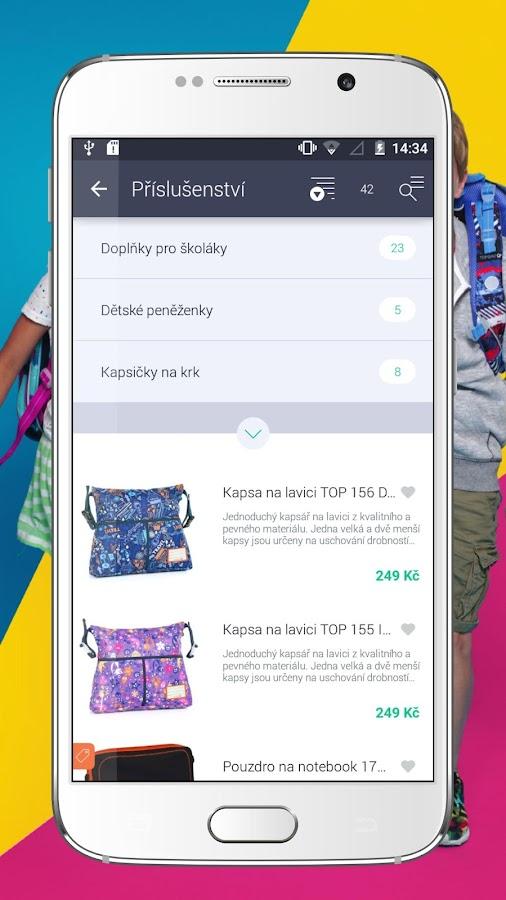 45402d42fa7 Školní a studentské batohy 2.0.172 APK Download - Android Shopping Apps