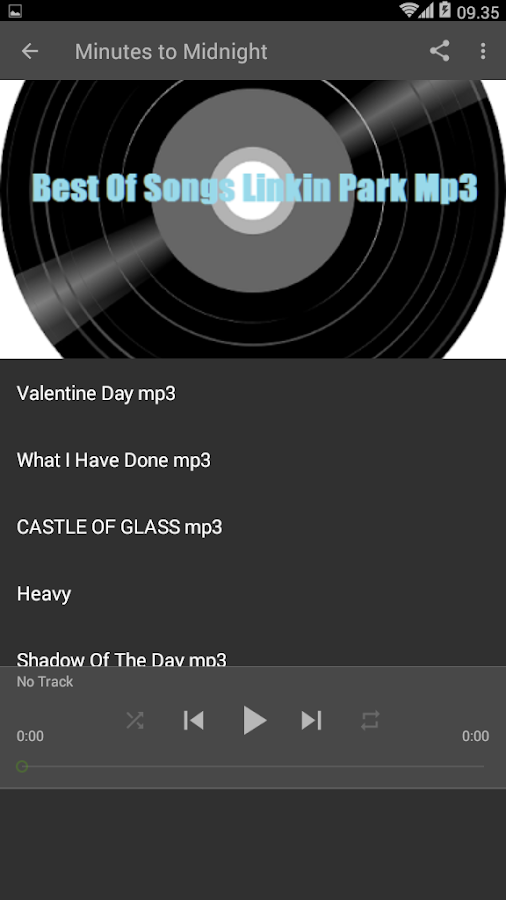 linkin park- minutes to midnight album free mp3 download