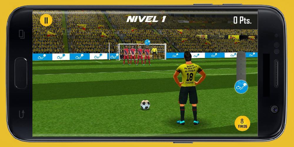 62b5f5d10fd ... Tiro Amarillo Barcelona SC 5 1 3 APK Download Android Sports Games