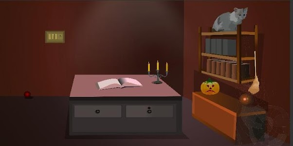 Halloween Pumpkin Room Escape 2.0.0 screenshot 4