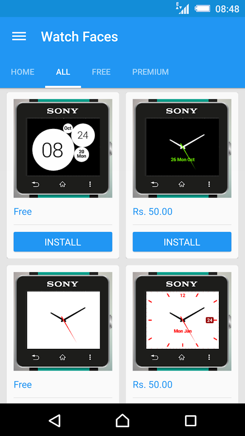 Watch Faces for SmartWatch 2 3 1 APK Download - Android Tools Apps