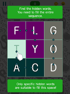 Fill-The-Words: Themes 2.5.2 screenshot 7