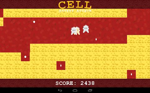 Cell: Artery Attack 1.0.15 screenshot 6
