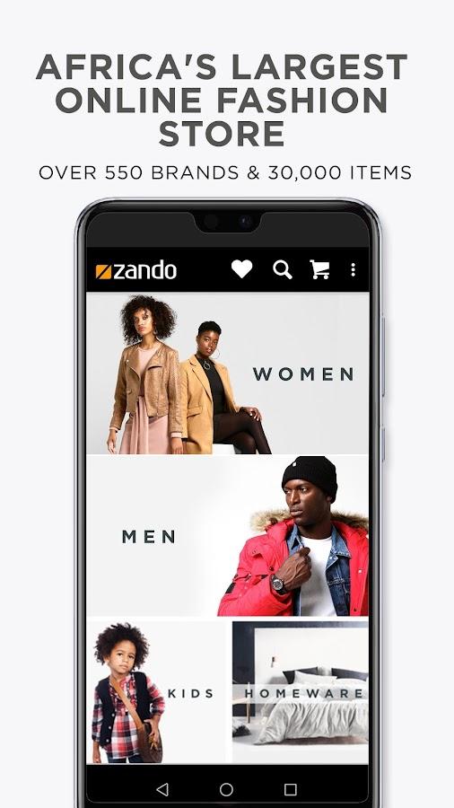 96e6d8bc6f9 Online Shopping - Fashion - Zando 1.9.6 APK Download - Android .