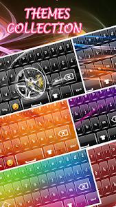 Slovenian Keyboard : Slovenian Typing App 1.1 screenshot 1