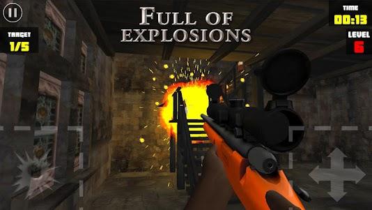 Ultimate Shooting Sniper Game 1.1 screenshot 12