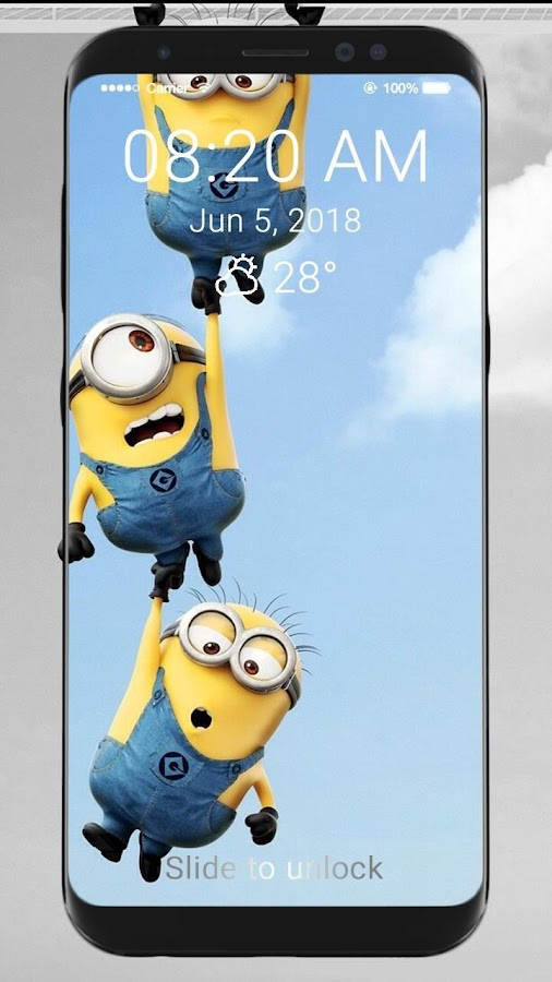 Minions Wallpapers HD Lock Screen 1 0 APK Download Android
