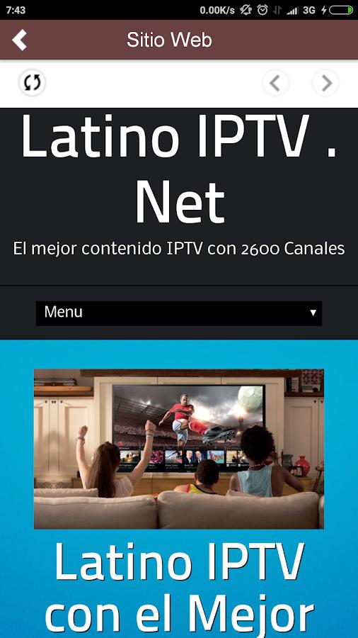 tv & radio latina apk pro